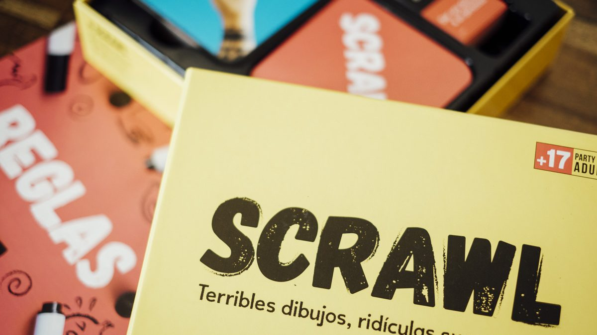 Scrawl – Reseña